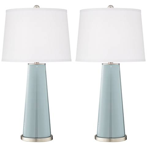 Rain Leo Table Lamp Set of 2