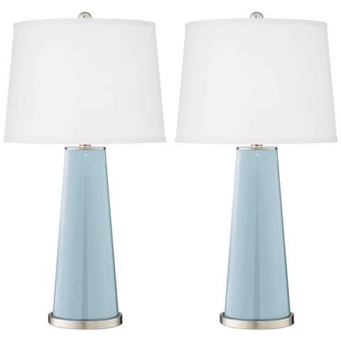 Vast Sky Leo Table Lamp Set of 2