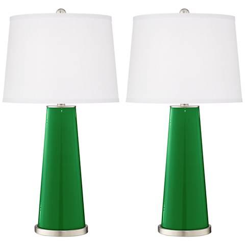 Envy Leo Table Lamp Set of 2