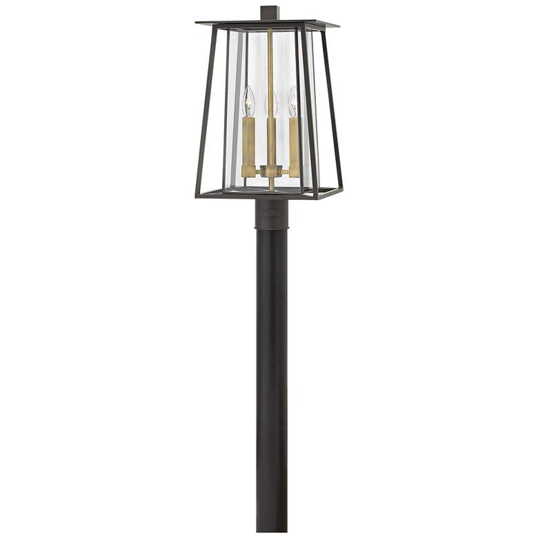 "Hinkley Walker 20 1/2"" High Bronze Outdoor Post"