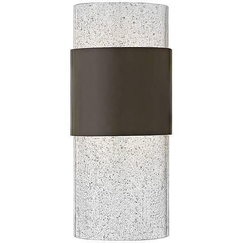 "Hinkley Horizon LED 12"" High Bronze Outdoor Wall Light"