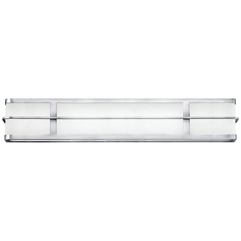 "Hinkley Fairlane 29 1/2"" Wide Chrome 2-LED Bath"
