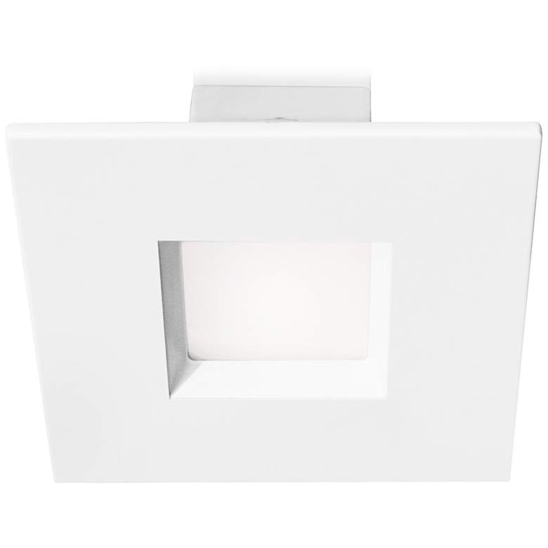 "4"" Tesler White 10 Watt LED Retrofit Trim"
