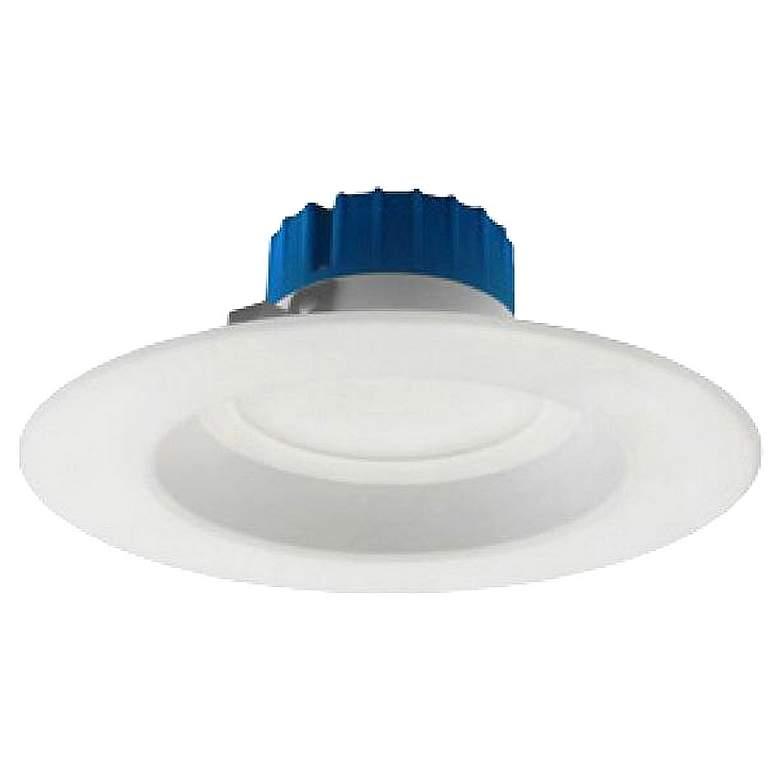 "Nicor DLR 5""/6"" White 12 Watt LED Retrofit Downlight"