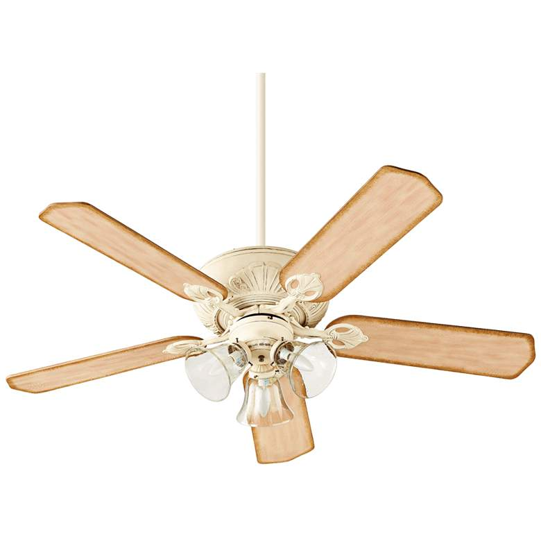 """52"""" Chateaux Uni-Pack Persian White Ceiling Fan"""