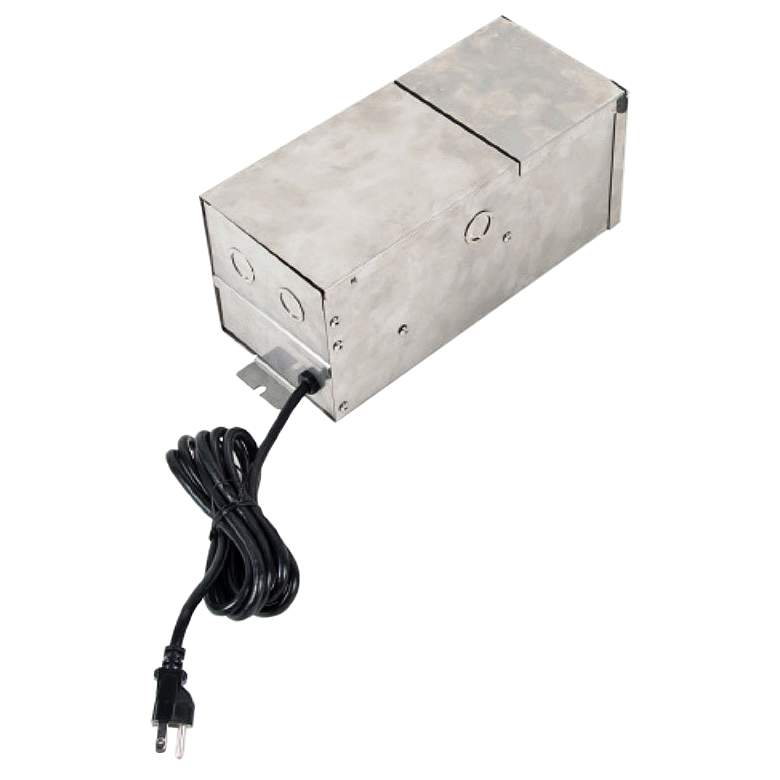WAC Landscape Stainless Steel 75W Magnetic Transformer