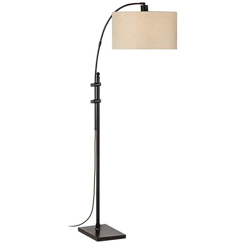 Spotlight Arc Adjustable Height Floor Lamp