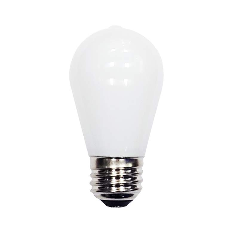 40W Equivalent Tesler Frosted 4W LED Dimmable Standard