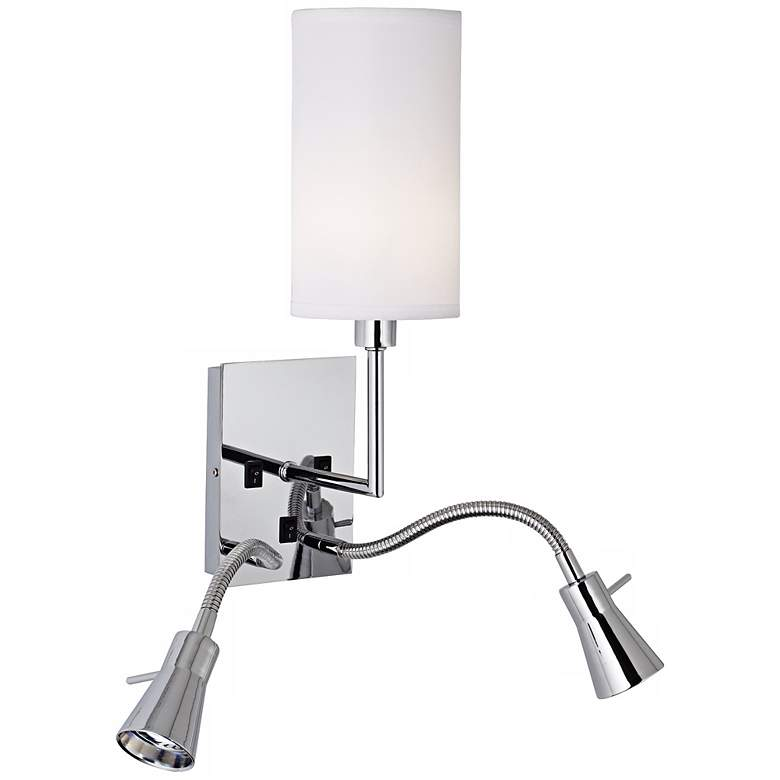 1V580 - Wall lamp with 2 reading lights