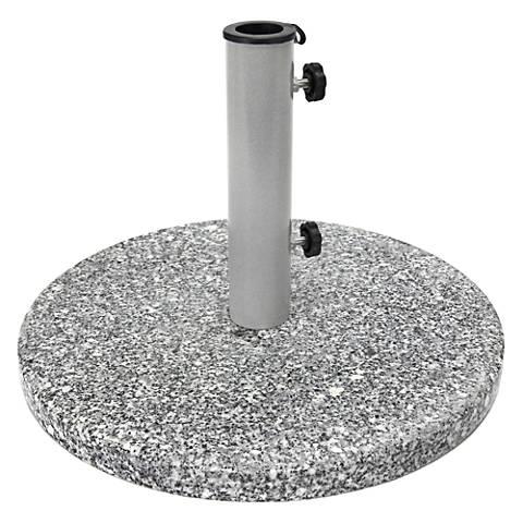 Sedalia Decorative 33 Lb. Granite Round Umbrella Base