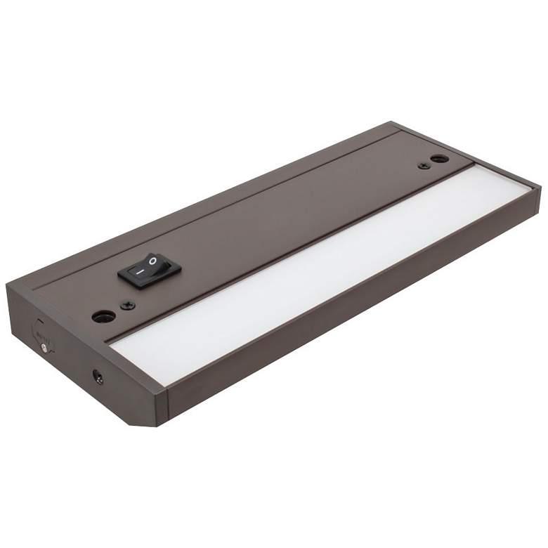 "LED Complete-2 Dark Bronze 8.75"" Wide Under Cabinet"