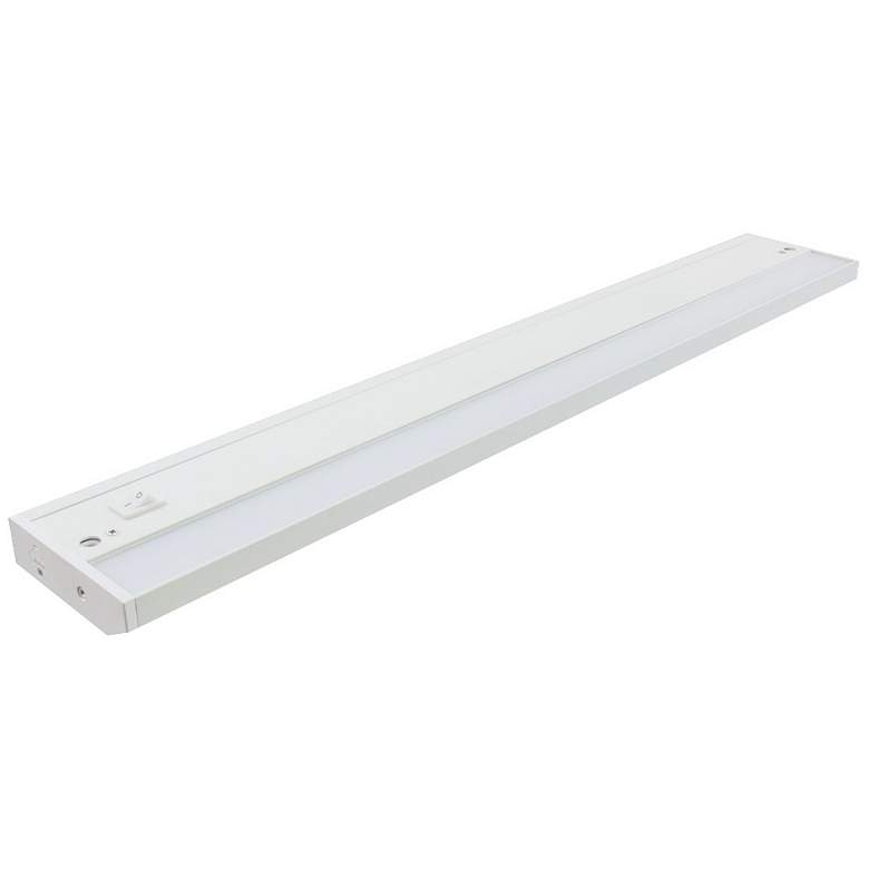 "LED Complete-2 White 24.25"" Wide Under Cabinet Light"