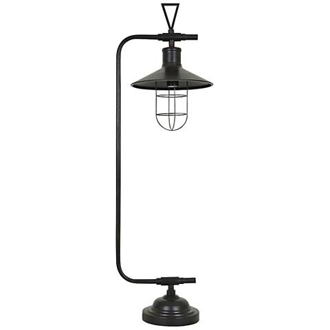 Crestview Collection Melbourne Antique Bronze Table Lamp