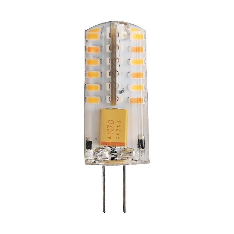 35 Watt Equivalent 2.5 Watt LED Dimmable G4 Bi-Pin Bulb
