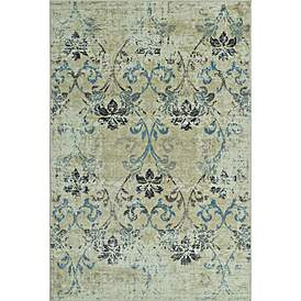 Dalyn Beckham Bc1244 Antiqued Ivory Area Rug