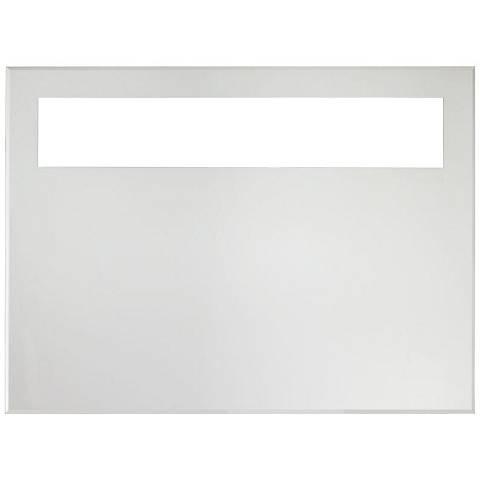 """Aptations Ventana 31 1/2""""x23 3/4"""" LED Vanity Mirror"""