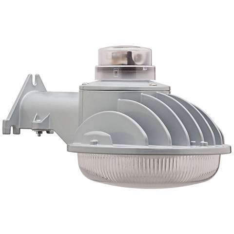"Aluminum 7"" High LED Dusk to Dawn Yard Security Light"