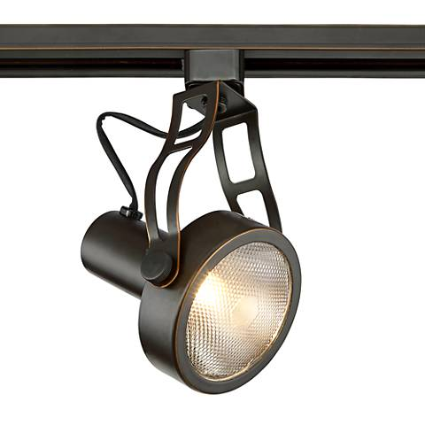 Pro Track Bronze 13W PAR30 LED Head for Halo Track Systems