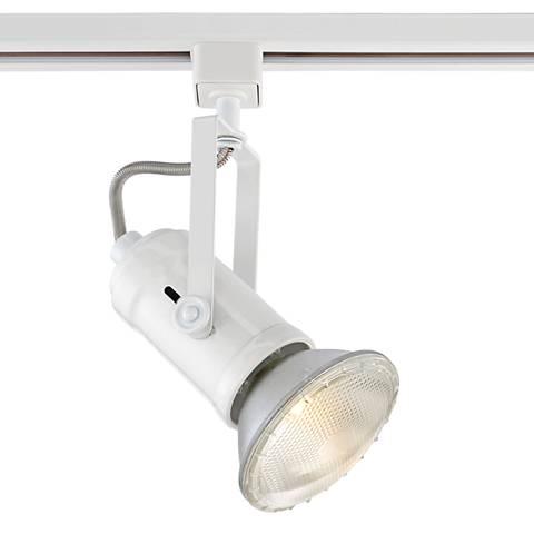 Pro Track® Archer White 12W Universal Halo LED Track Bullet