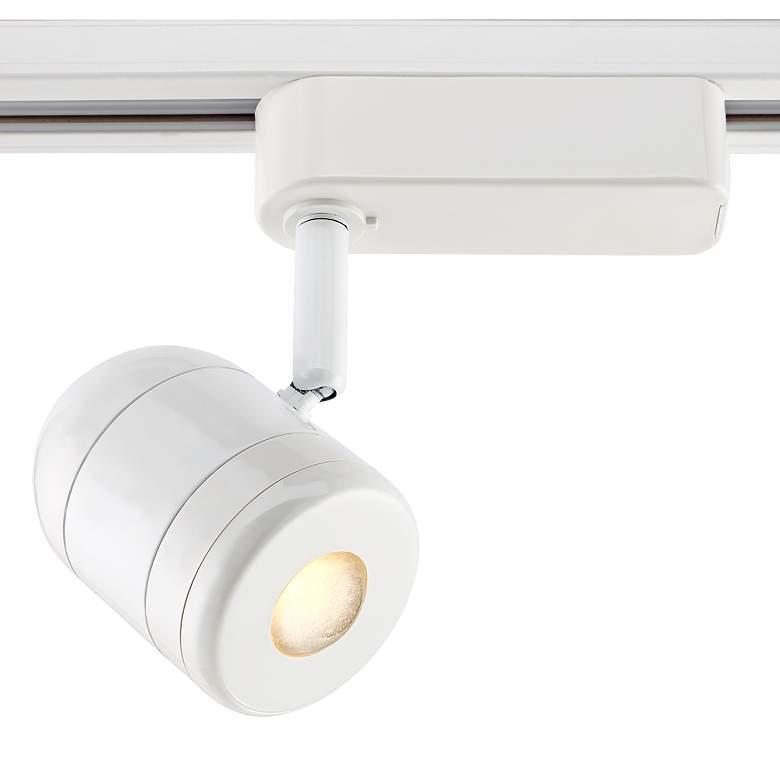 5.5 Watt White LED Linear Halo Track Head