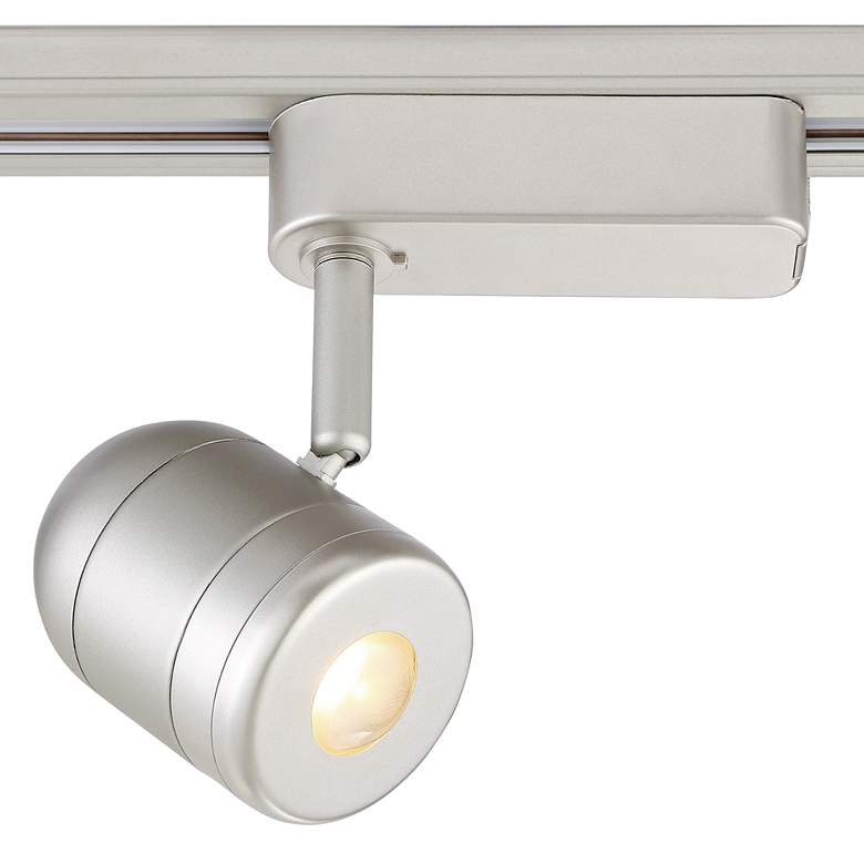 5.5 Watt Brushed Steel LED Linear Halo Track