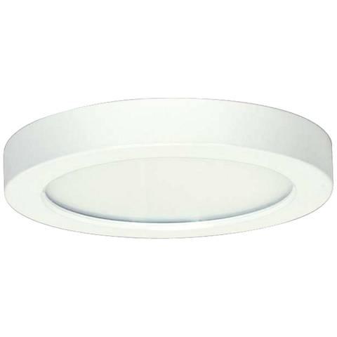 """Blink White 9"""" Wide Round LED Ceiling Light"""