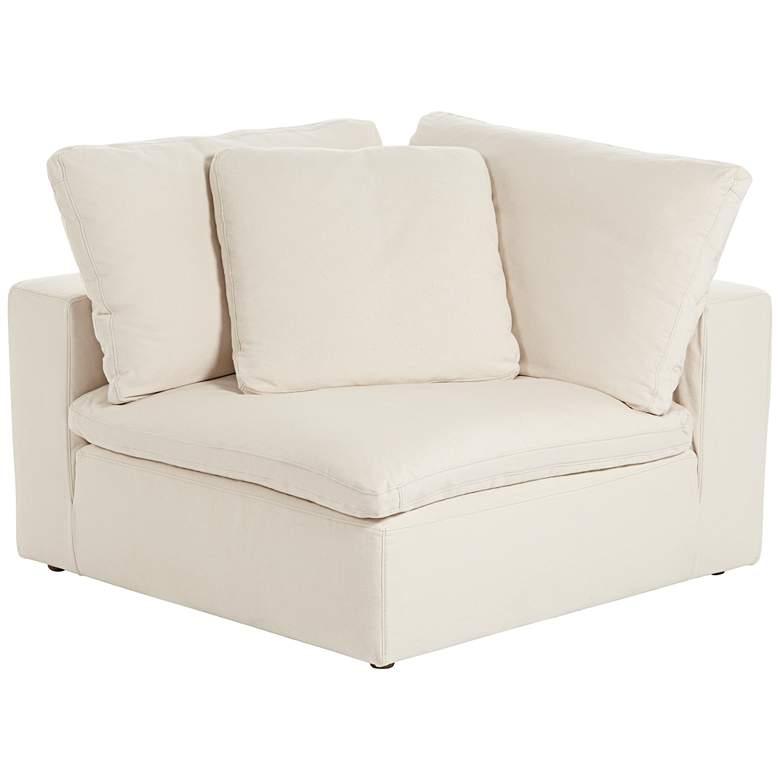 Skye Classic Natural Modular Corner Chair