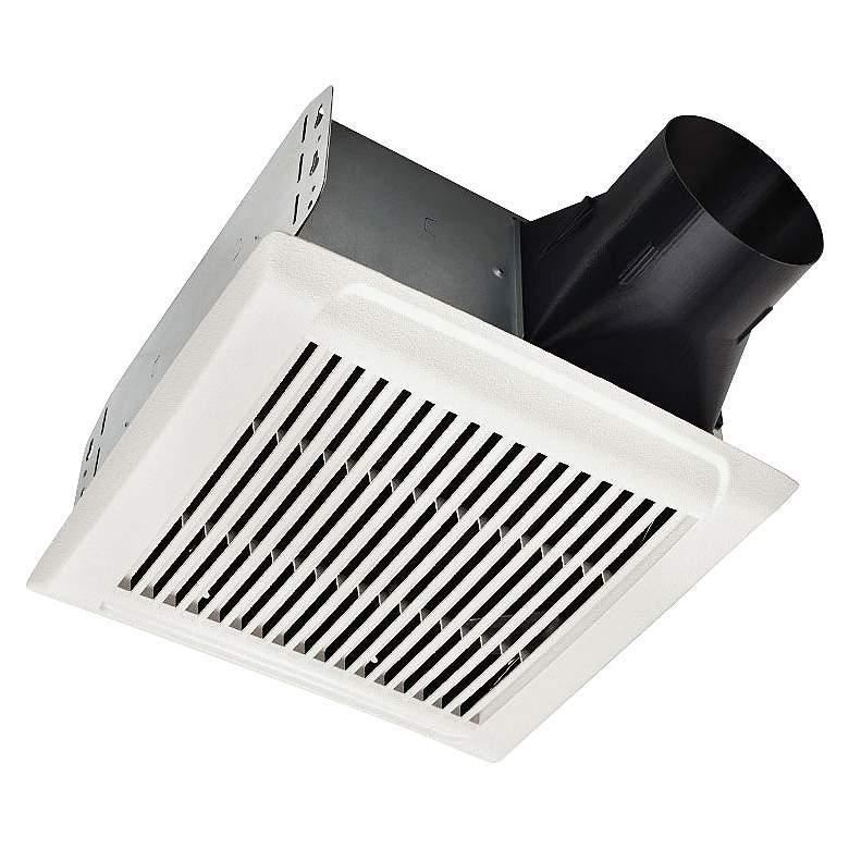 NuTone InVent White 80 CFM 0.8 Sones Bath Exhaust Fan ...