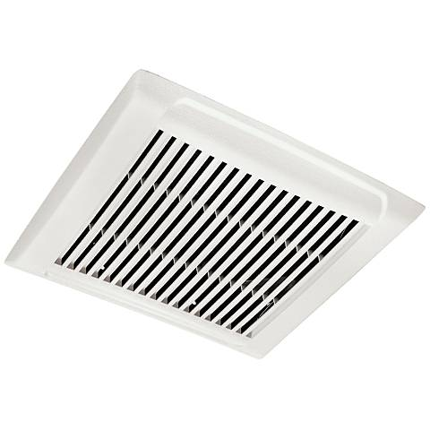 Broan InVent White 80 CFM 0.8 Sones Bath Ventilation Fan