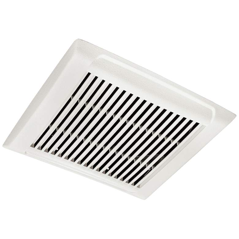 Broan InVent White 110 CFM 1.3 Sones Bath Exhaust Fan