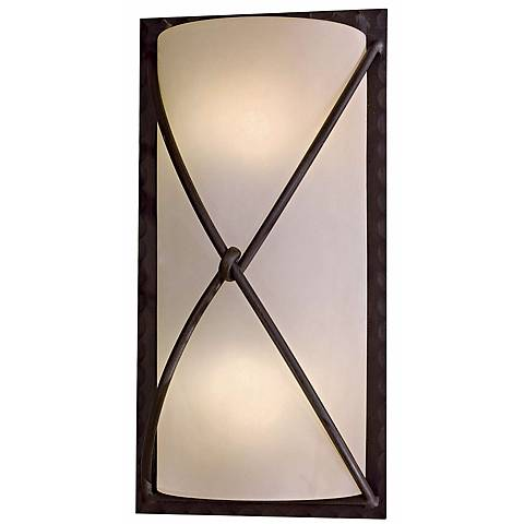 "Aspen II 18 1/2"" High Outdoor Wall Light"