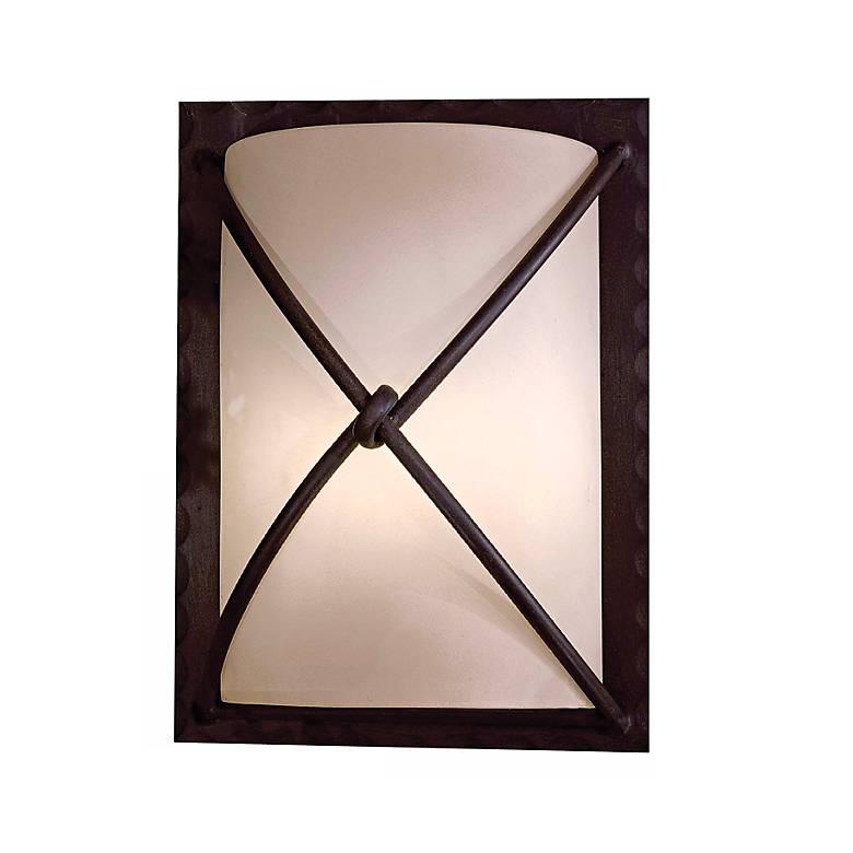 """Aspen II 12 3/4"""" High Outdoor Wall Light"""