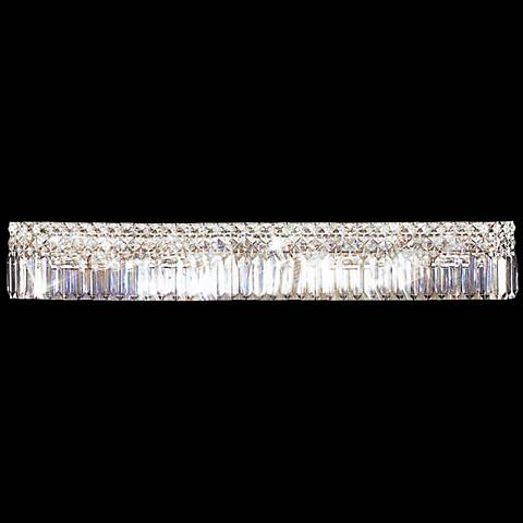 "James R. Moder Prestige 32"" Wide Bathroom Wall Light"
