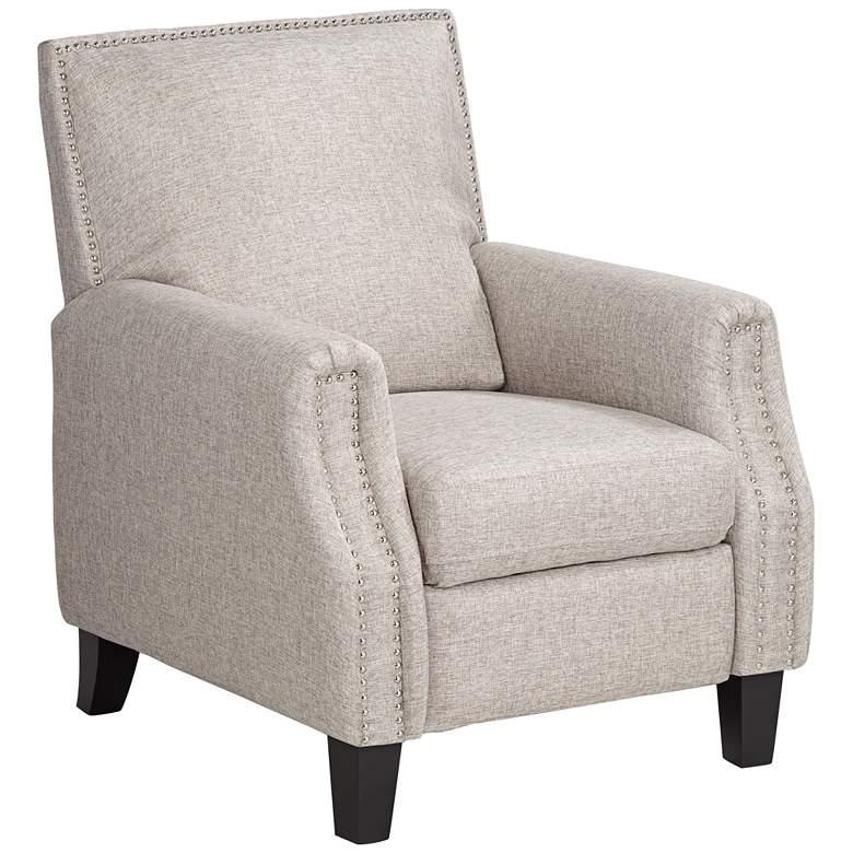 Romeo Heirloom Gray 3-Way Recliner Chair