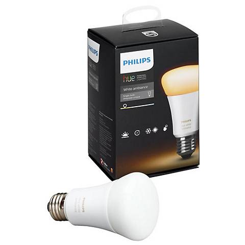 60W Equivalent 10.5W LED White Ambiance Bulb for Philips Hue