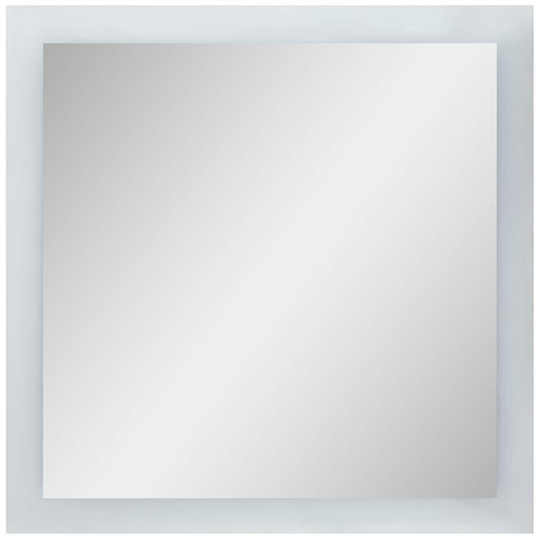 """20V06 - Quick Ship LED Backlit Mirror-36""""x36"""""""