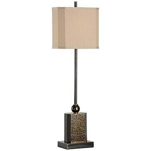 Wildwood Westcott Bronze Metal Table Lamp