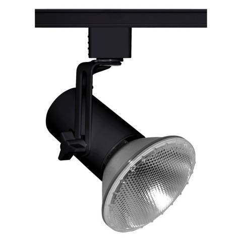 Juno Mini Swivel Black Bullet Track Head 21547 Lamps Plus