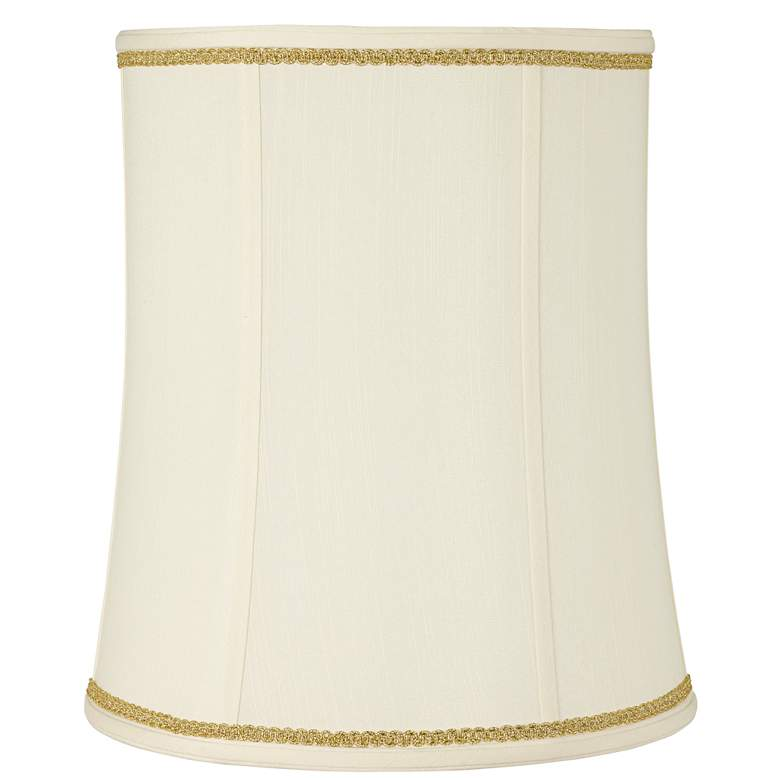 Deep Shade with Gold Scroll Trim 12x14x16 (Spider)