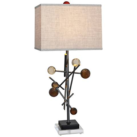 Van Teal Back To Basics Artisteel Table Lamp