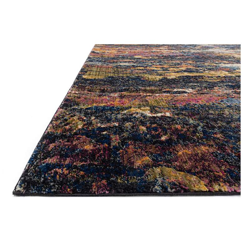Dreamscape Dm 01 Multi Color W Midnight Area Rug
