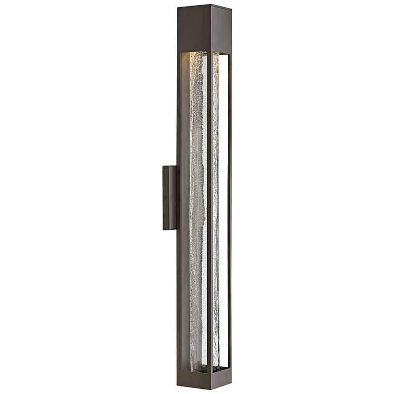 "Hinkley Vapor 28"" High Bronze Outdoor Wall Light"