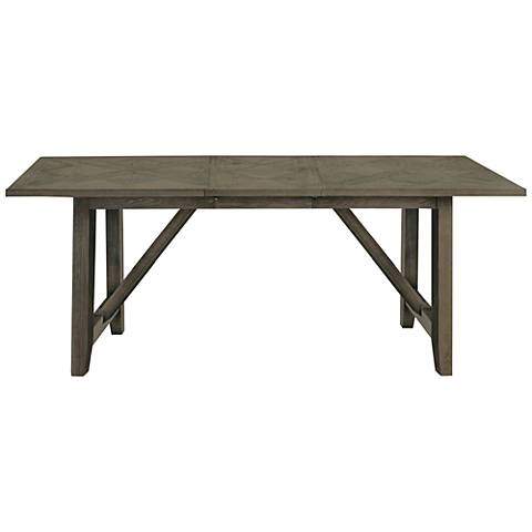 Chelsea Studio Wood Extension Kitchen Table