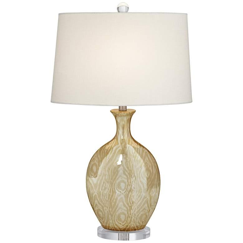 Possini Euro Steward Ceramic Table Lamp