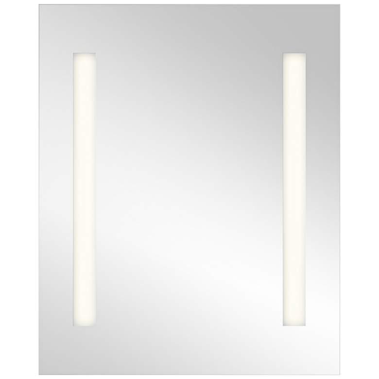 """Elan Edge-Lit Soundbar 26"""" x 32"""" Rectangular LED"""