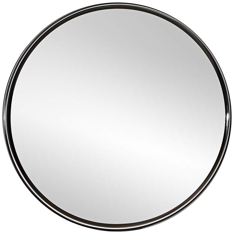 "Elan Edge-Lit Accessory 6"" Round Magnification Mirror"