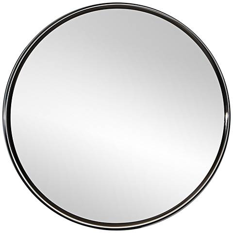 "Elan Edge-Lit Accessory 6"" Round Magnification Mirror"