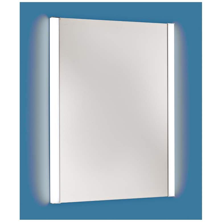"Duo 23"" x 31"" LED Vanity Mirror with"