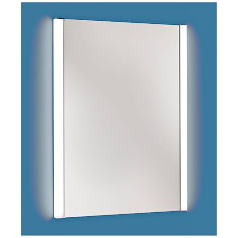 Duo LED Vanity Mirror with Tunable Light Colors