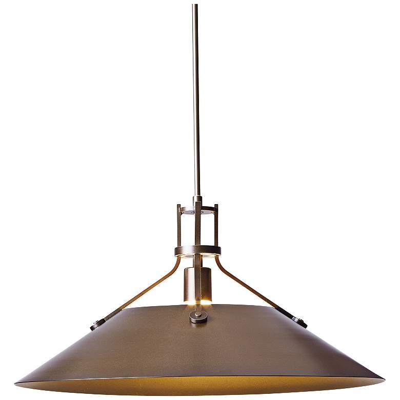 "Henry 11"" High Coastal Bronze Outdoor Hanging Light"